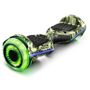 Hoverboard HX360 Green Camouflage
